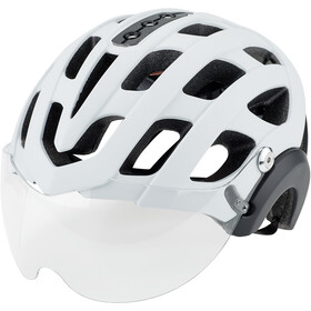 Lazer Anverz Kask rowerowy, matte white